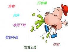 小儿急性鼻炎的治疗方法